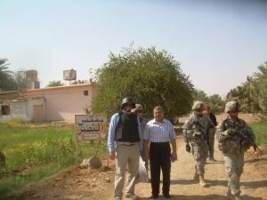 Paul Miller, Iraq Aug 08