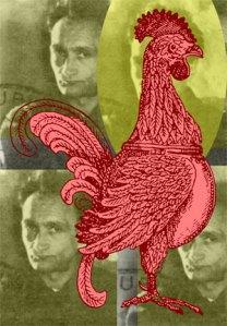 Rooster + Artaud X 5 = Roostaud