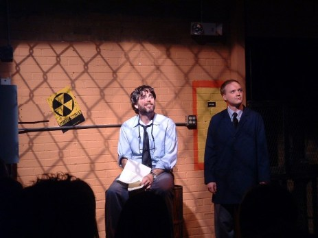 Below the Belt at Amphibian Stage Productions