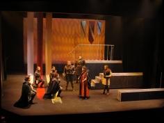 Duncan receives Macbeth